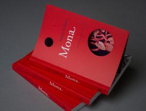 Trzy czerwone książki Mona Bianki Bellovej